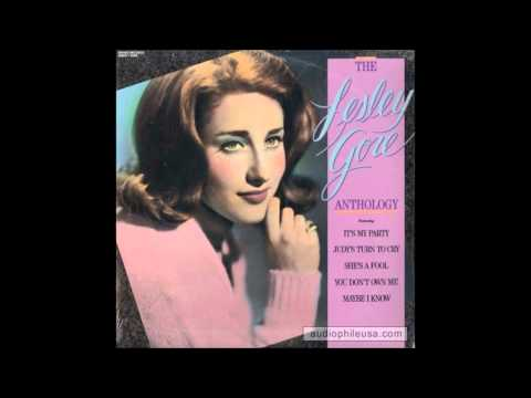 Lesley Gore ~ Maybe I Know  (1964)