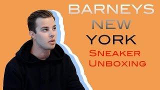 BARNEYS NEW YORK SALE UNBOXING