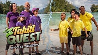TAHITI QUEST Spécial Talents | Les jaunes commencent à s'inquiéter ! Emission 2 bonus #4