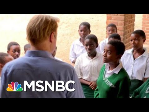 KIND Fund Student Makes It To College | The Last Word | MSNBC