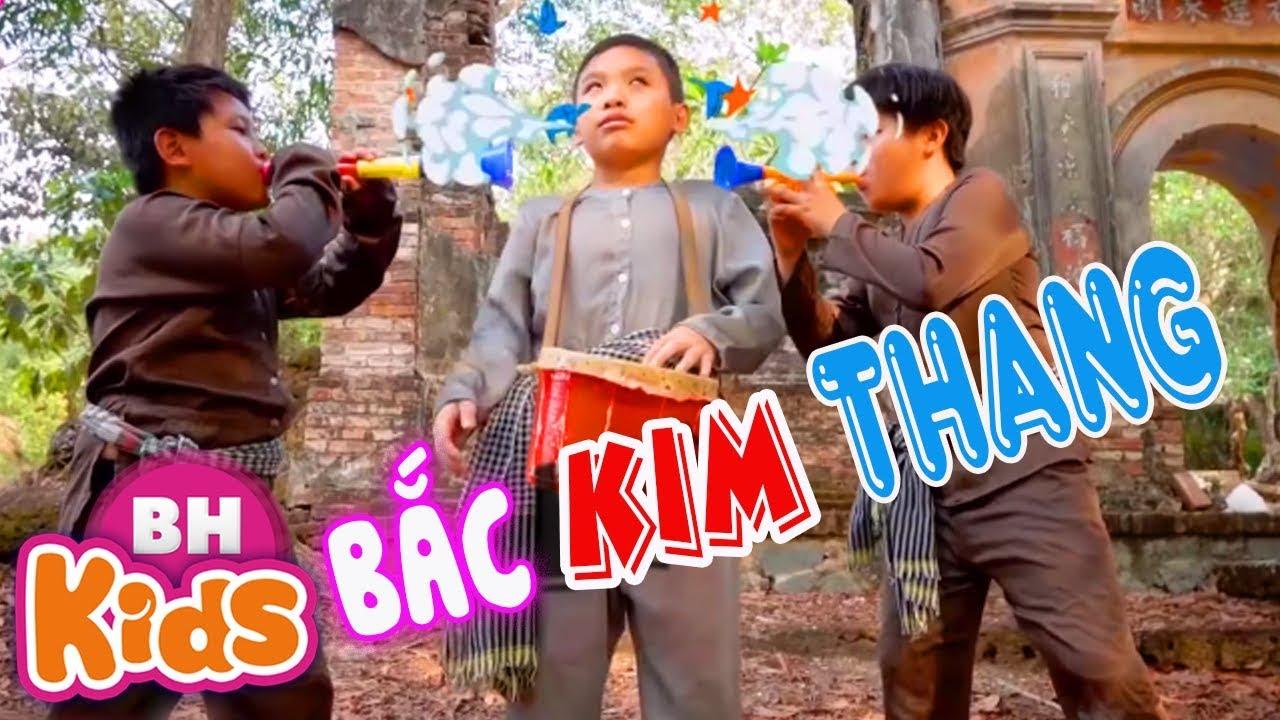 Bắc Kim Thang Remix ♫♫ Siêu Quậy ♫ Nhạc Thiếu Nhi Vui Nhộn Hay Nhất