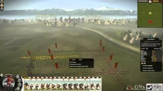 Школа Total War: Shogun 2 #3 - Управление Армией
