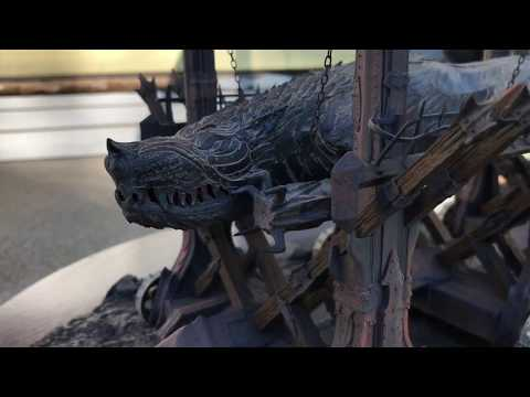Weta Workshop's Grond Environment Review