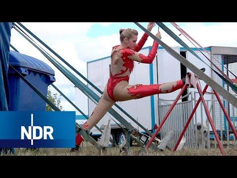 Zirkus und Nervenkitzel: Unterwegs mit dem Traumzauberzirkus Rolandos   7 Tage   NDR