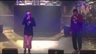 Keny Arkana - Sans terre d'asile - Concert à Marseille @ Le Moulin 06.12.2012
