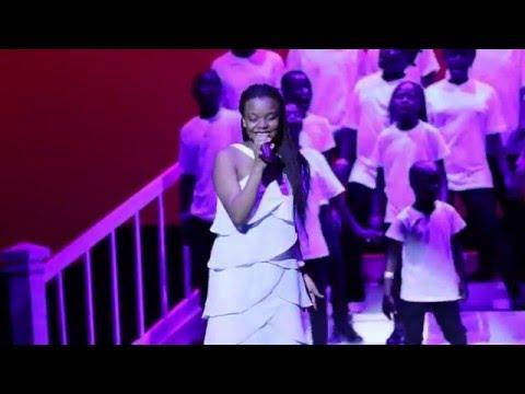 BORN TO PERFORM 2015 - Siyo singing XO by Beyonce