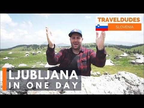 Exploring the best of Ljubljana Slovenia