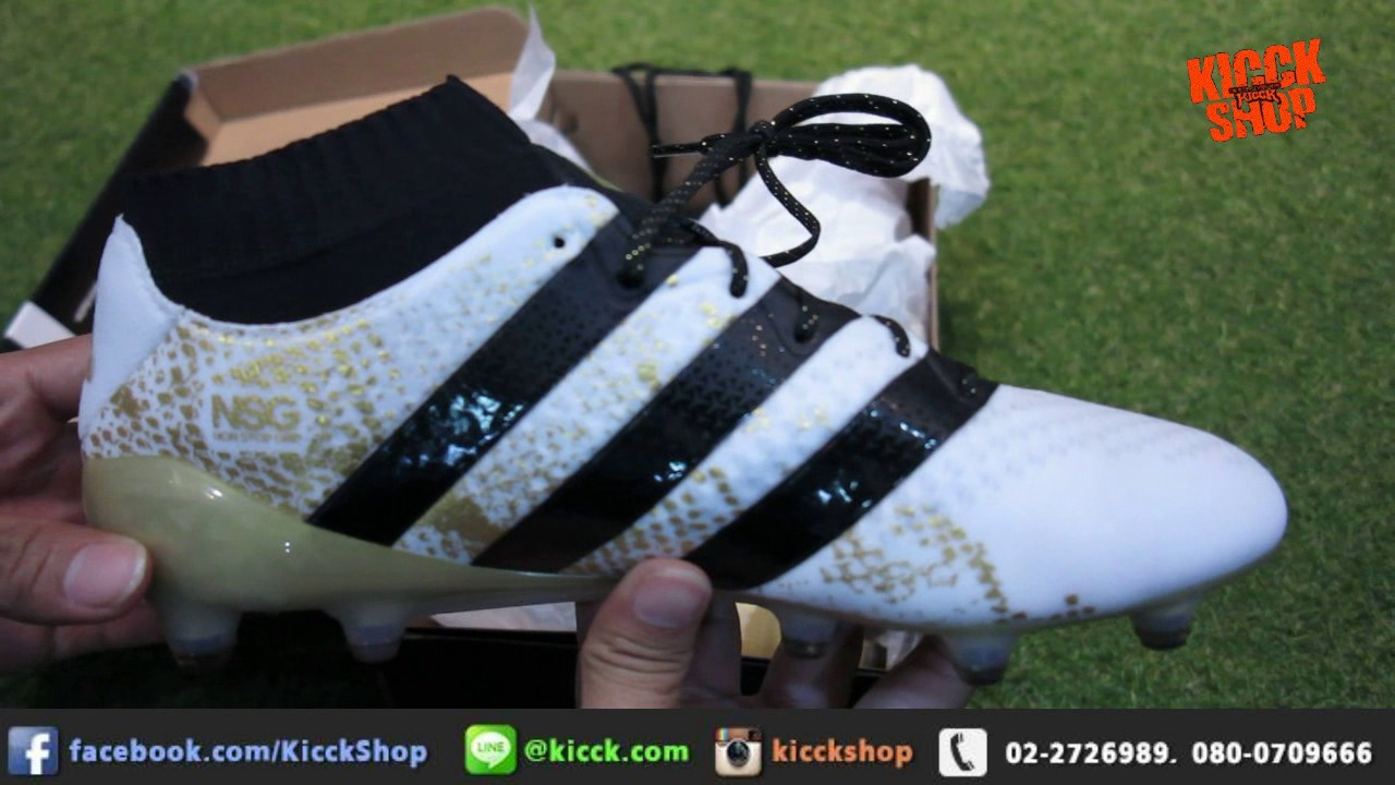 UNBOXING Adidas ACE 16.1 Primeknit FG (Stellar Pack) - YouTube 826cd4ebe48