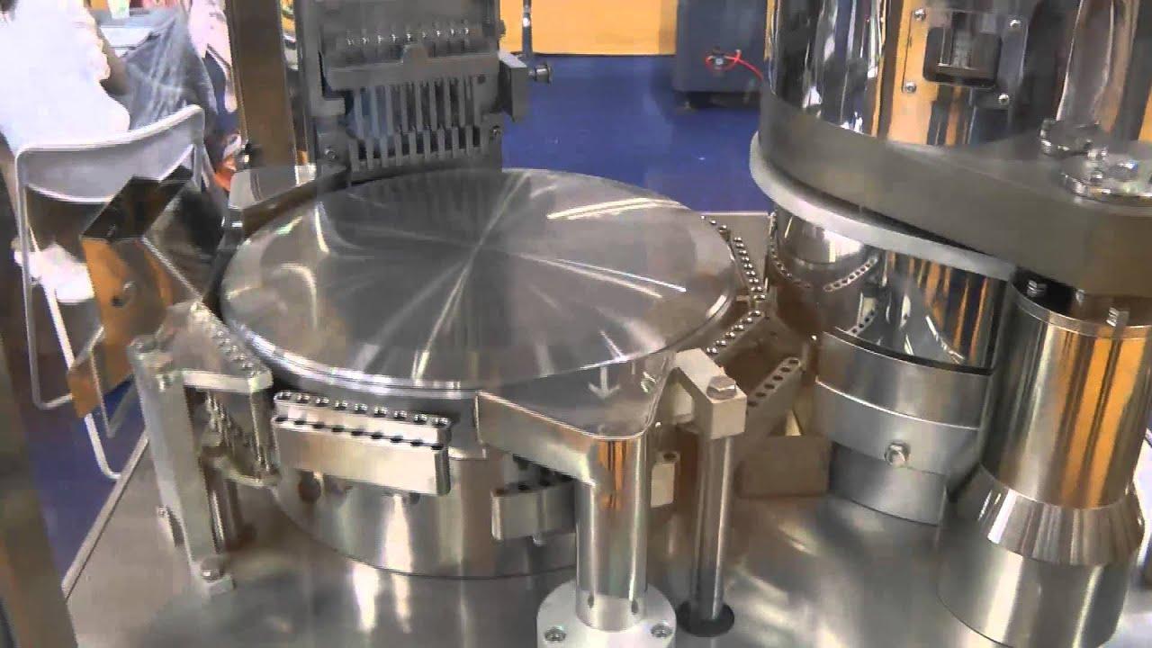 Производство мягких желатиновых капсул - YouTube