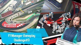 F1 Manager Challenge Gameplay#3 Android iSo