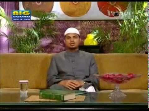 BIWI KE HUQOOQ BY SHAIKH SANAULLAH MADANI—PEACE TV (URDU)