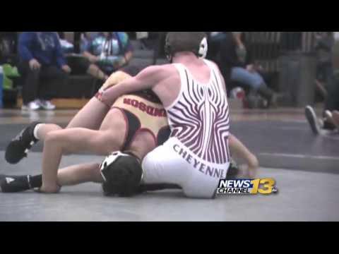 Regional Wrestling around Southern Colorado