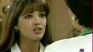 Telenovela Guadalupe - Cachetada a Luisa