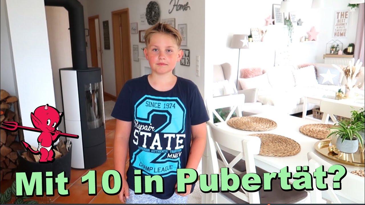 HILFE! 🤨 MIT 10 JAHREN IN DER PUBERTÄT? 🤯 Vlog   🌸 marieland 💐