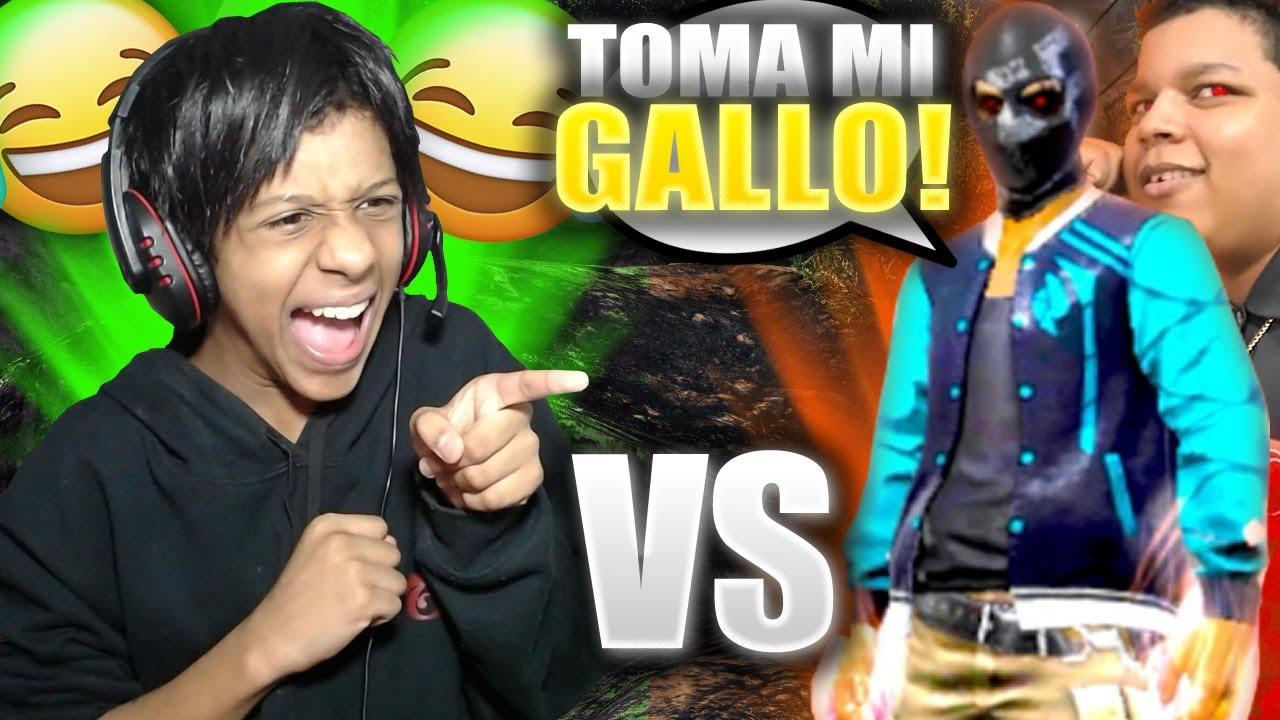 EL GORDO* ME TRAE A SU GALLO PARA 1VS2 TOXICO!!!😂 Isaac Diaz