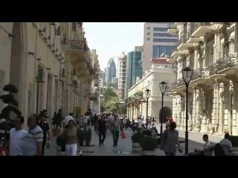 Baku, 2010 (Nizami str., Fountain Square)