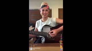 Christina Aguilera - The Voice Within (Tori Kelly cover) | Quarantea with Tori
