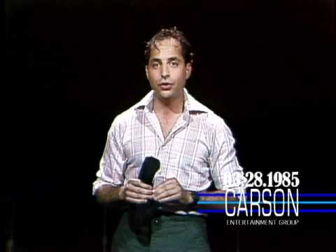 Jon Lovitz Appears as the Pathological Liar on Johnny Carson's ...