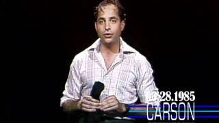 Jon Lovitz Appears as the Pathological Liar on Johnny Carson