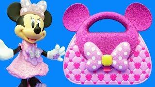 米妮的鼠形手提包,米奇妙妙屋的玩具