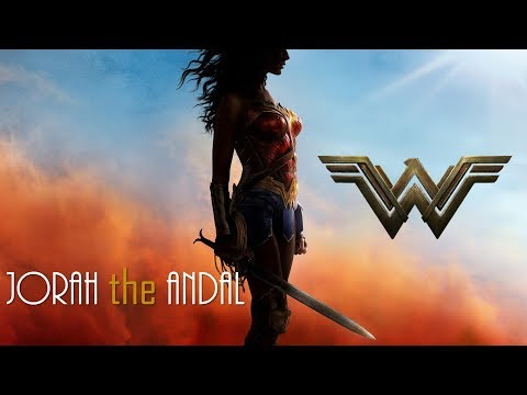 Wonder Woman - Save the World (Soundtrack Medley)
