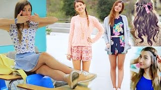 Back To School Outfits & Hairstyles! Ideas for Back To School 2014 Thumbnail