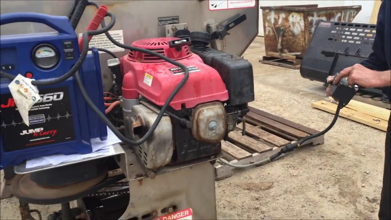 gas swenson salt spreader running clutch locked up 11  2  16