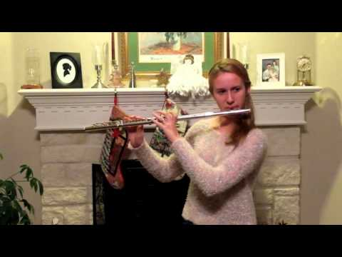 2015 12 11 Katie Willig age 16 performing Db Major by Anderson
