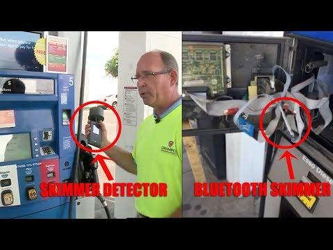 BlueSleuth Bluetooth Skimmer Locator