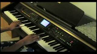 Awake by Secondhand Serenade on piano