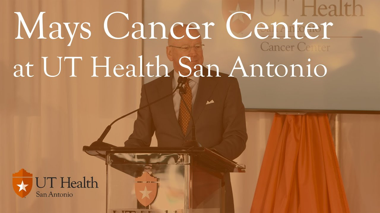 Mays Cancer Center at UT Health San Antonio