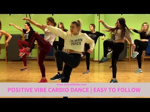 CALVIN HARRIS - GIANT | POSITIVE VIBE CARDIO DANCE | EASY TO FOLLOW