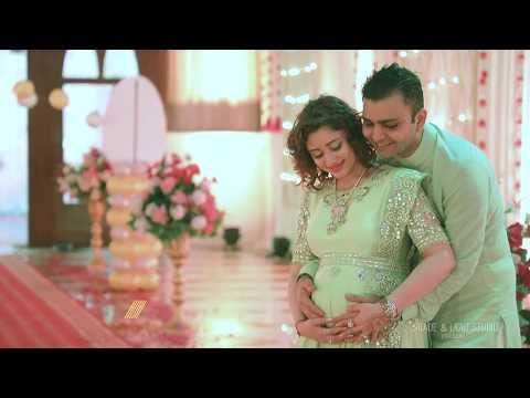 Krinal Baby Shower || Sakariya Family  Highlight ||
