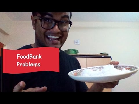 FoodBank Problems