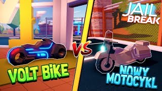 RACING A NEW ENGINE TO JAILBREAK ROBLOX