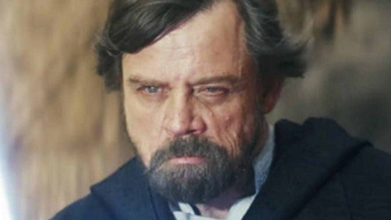 Марк Хэмилл рассказал, что именно убило Люка в Последних джедаях