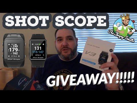 Shot Scope Giveaway!! Shot Scope V3 Review!!из YouTube · Длительность: 3 мин28 с