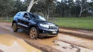 2012 Jeep Grand Cherokee Off-road