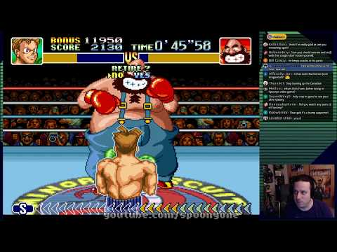 Live Wire - Punch-Out! (Special Bronchitis Edition)