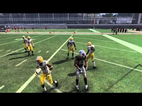 MARQUETTE KING THROWS A DOT TO MALCOLM SMITH | Madden 16 Practice Gameplay
