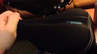 Serfas Bicycle Seat Review(women's)
