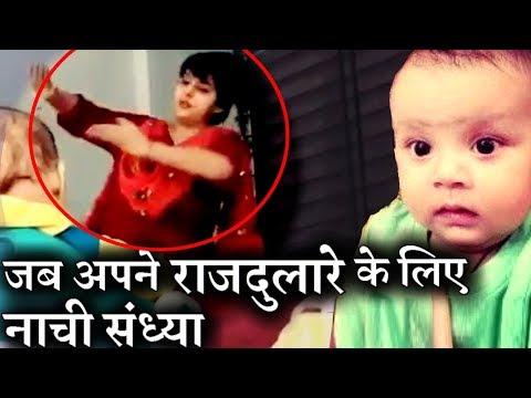 Deepika Singh Cutest Dance For her son soham goes VIRAL thumbnail