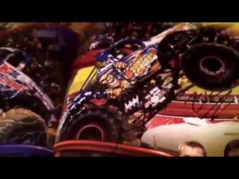 Monster Jam 2012 Yearbook Review