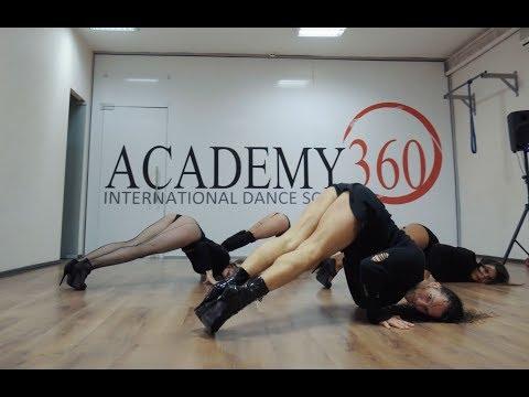 SEMIR ALKADI // HIGH HEELS CLASS // ACADEMY 360º SOFIA