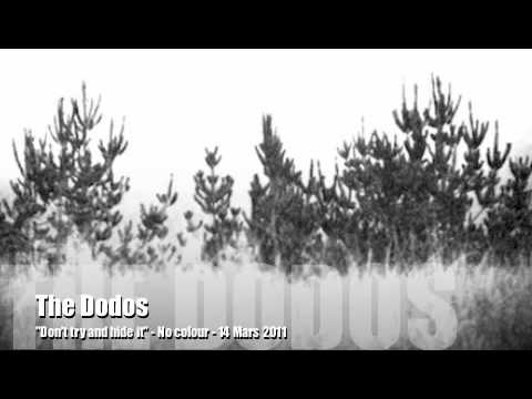 The Dodos: Don't try and hide it