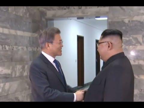 مون و كيم اتفقا على تحسين العلاقات ورحبا بالقمة مع ترامب  - نشر قبل 1 ساعة