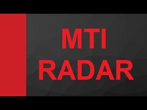 MTI RADAR, Moving Target Indicator RADAR in Microwave and RADAR Engineering by Engineering Funda