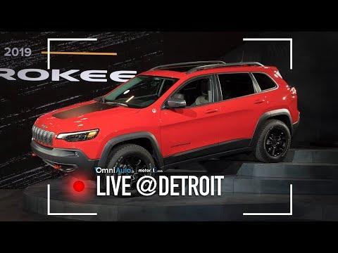 Jeep Cherokee, il SUV globale si rinnova   Salone di Detroit 2018