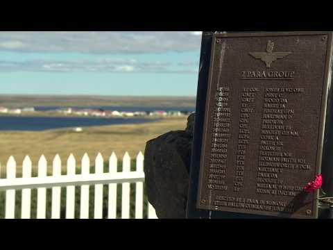 Battlefields and Memorials of the Falkland Islands