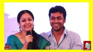 If Surya and his family act in a film